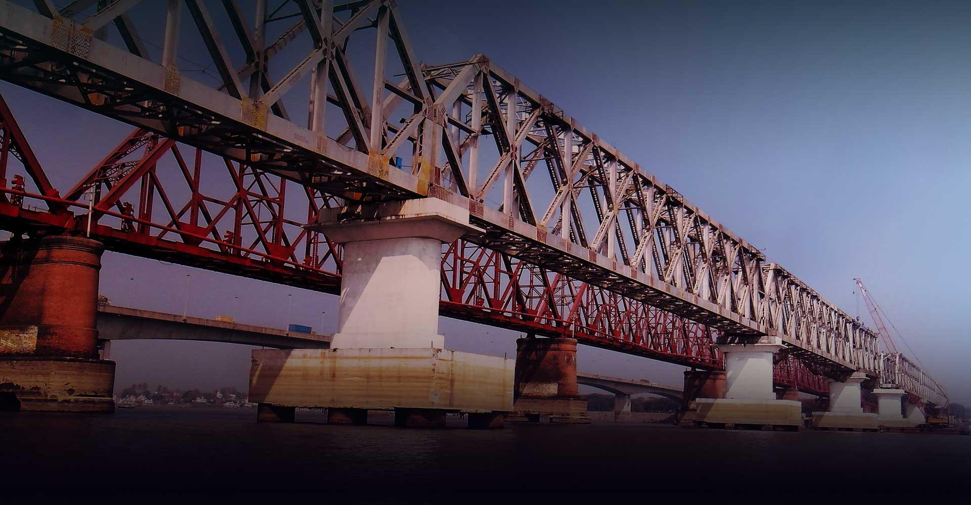 Bhairab Railway Bridge, <br/> Bangladesh