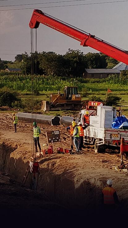 Water Supply Pipeline Project, Tanzania