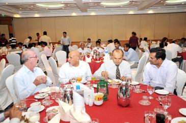 Iftar Party in Bahrain