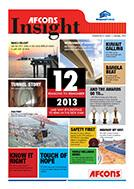 Afcons Insight - January 2014
